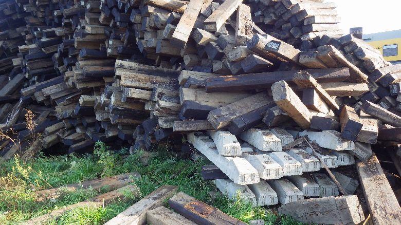 Склад шпал в Пугачево