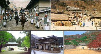 Горный перевал Мунгёнсэчжэ