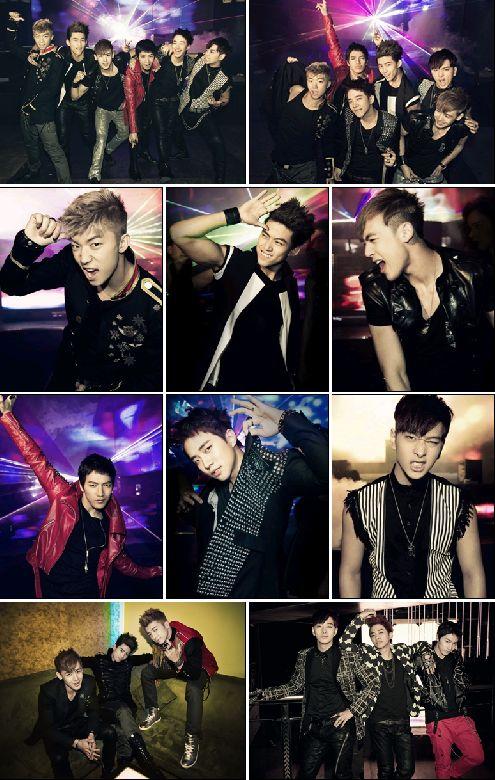 Группа 2PM и их новая песня «Руки вверх»