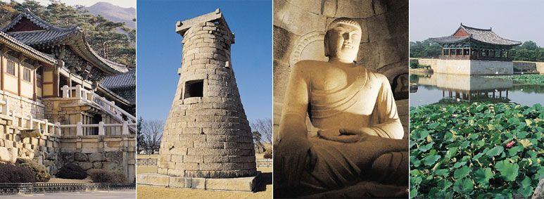 Исторические и культурные достопримечательности Кореи