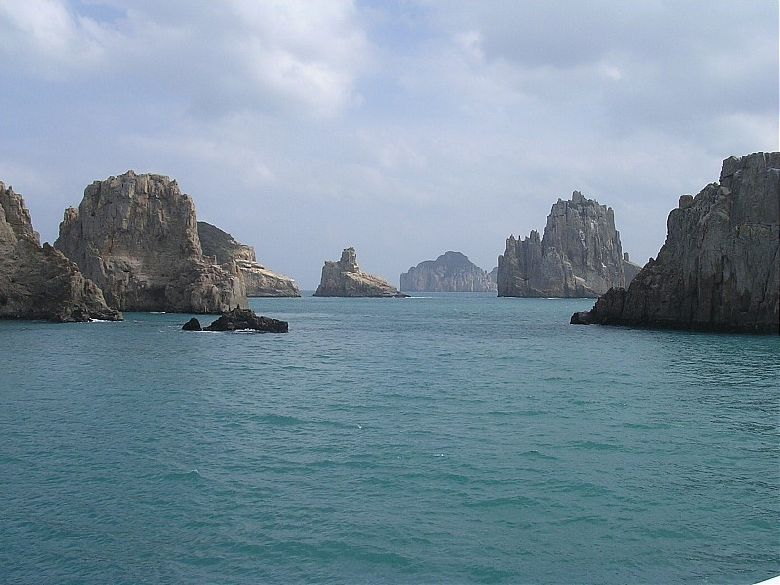 Острова Пэкто