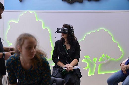 Виртуальной реальность