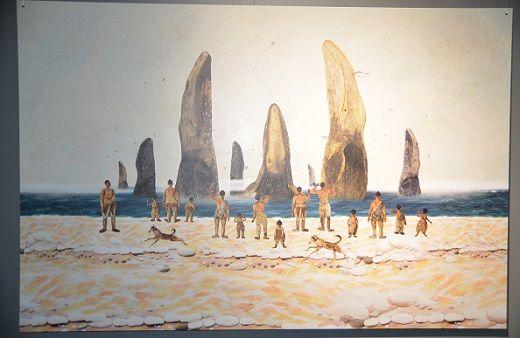Встреча людей и китов