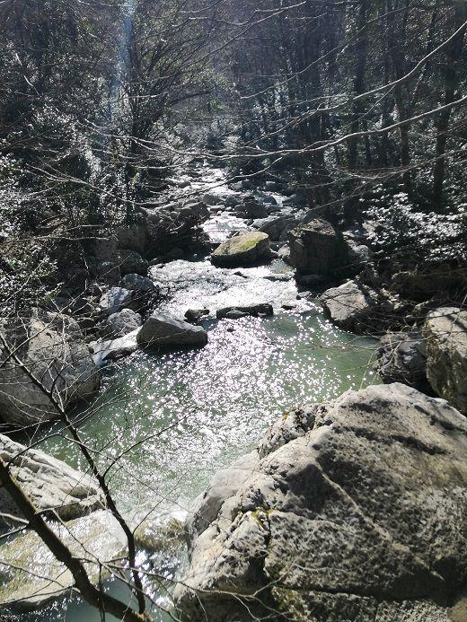 Любуемся водопадами