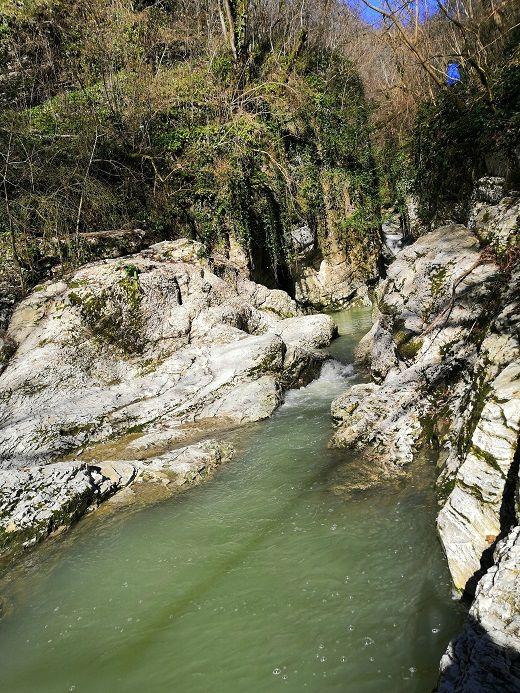 Водопад «Чёртова купель»