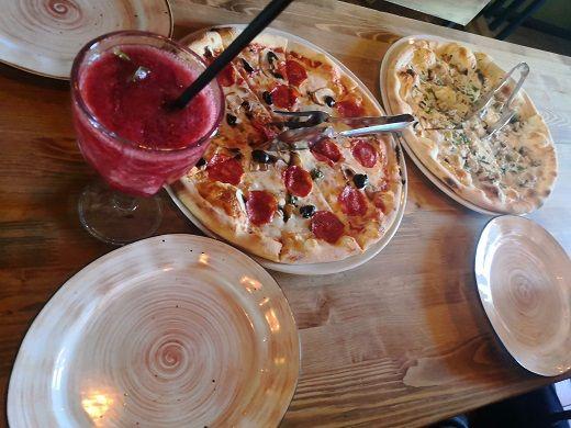 Вкуснейшая пицца в Пиццерии Dolce